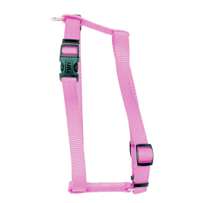 Coastal Adjustable Comfort Wrap Bright Pink Harness 168014b