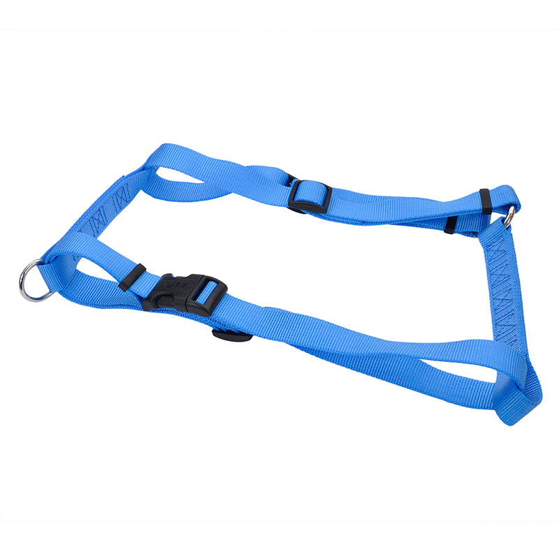 Coastal Adjustable Comfort Wrap Blue Lagoon Harness 168019b