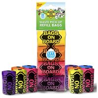 Rainbow Bags on Board Refills 60ct 19223