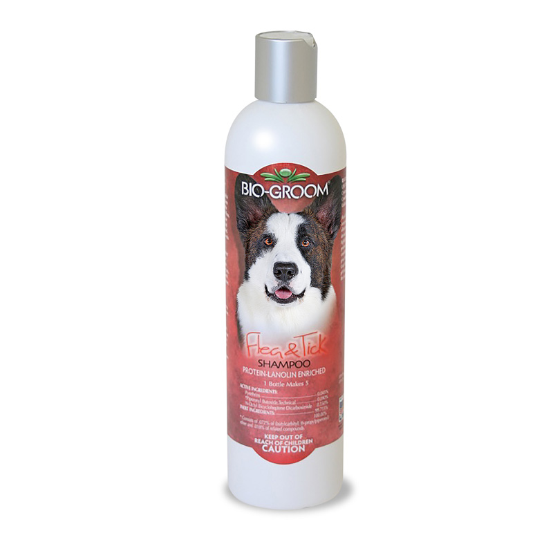 Flea and Tick Shampoo 2381B
