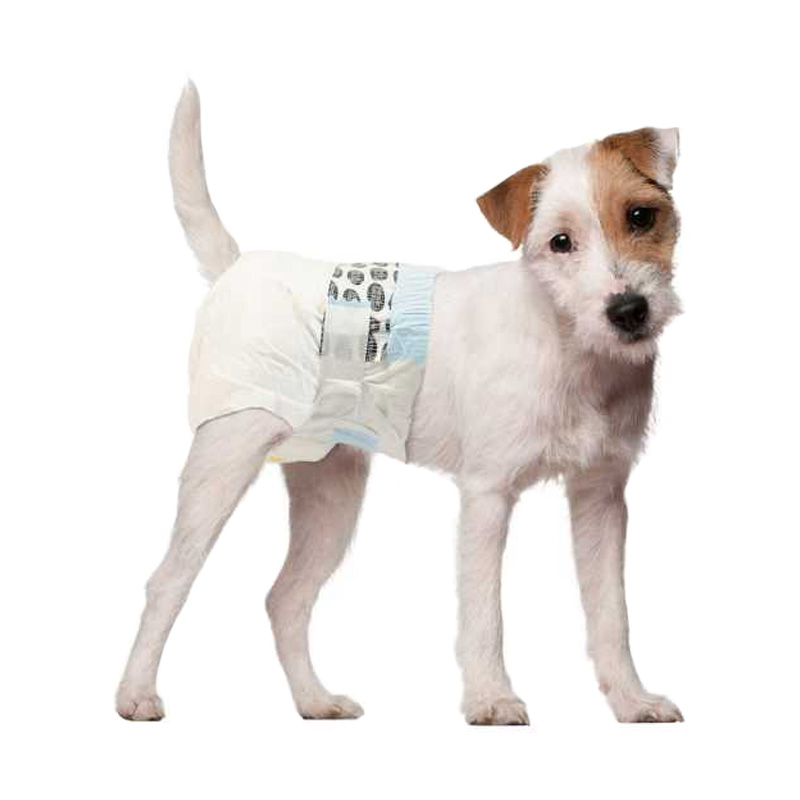 PUP'sters ™ Disposable Dog Diapers by Simple Solutions12 or 30 Per Pack 2675b