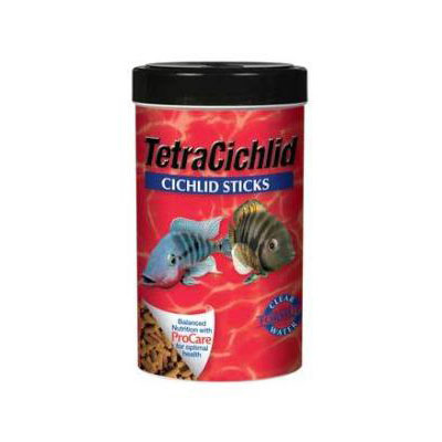 Tetra® Cichlid Sticks 5.65 Oz.  300053