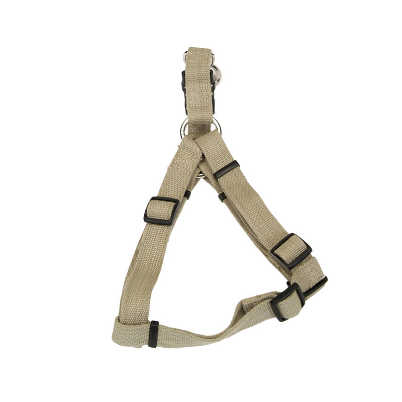 "Coastal New Earth Soy Adujstable Olive Harness 1"" X 26-38"" 316272"