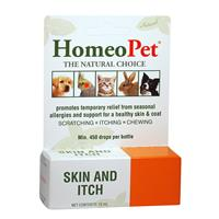 HomeoPet Skin and Itch Relief 15 ml. 4335