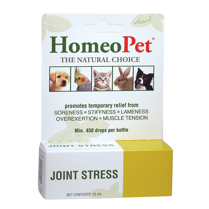 HomeoPet Joint Stress 15 ml. 4491