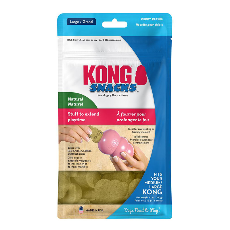 KONG® Stuff N™ Snaps Puppy Chicken & Rice  44983b