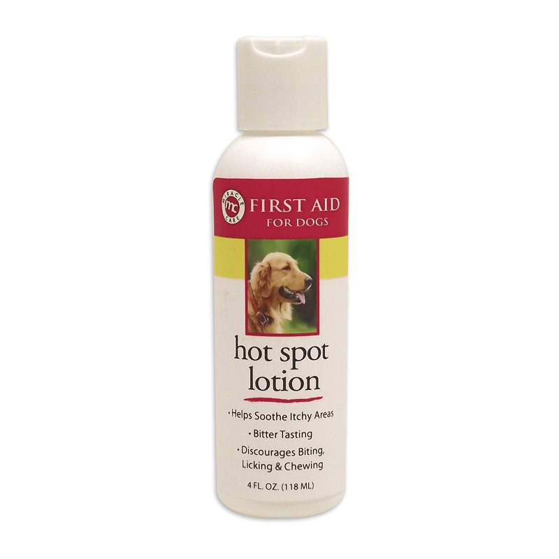 Hot Spot Lotion for Dogs Only 4 oz. 4966