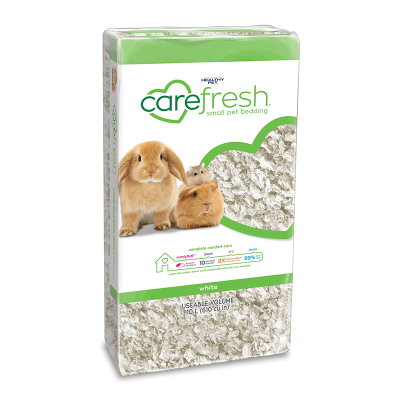 Carefresh Small Animal Bedding White 5200b