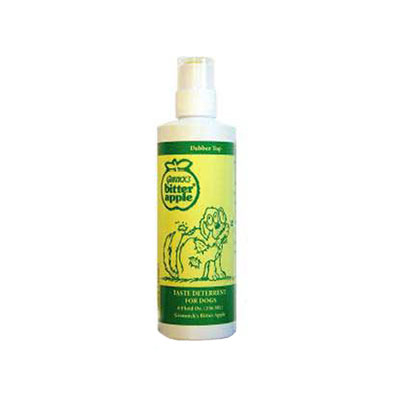 Grannick's Bitter Apple® Dabber Top for Dogs 8 Oz.  7145