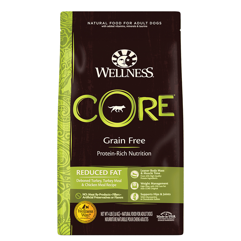 Wellness ® Core ™ Reduced Fat Dry Dog Food 74884b