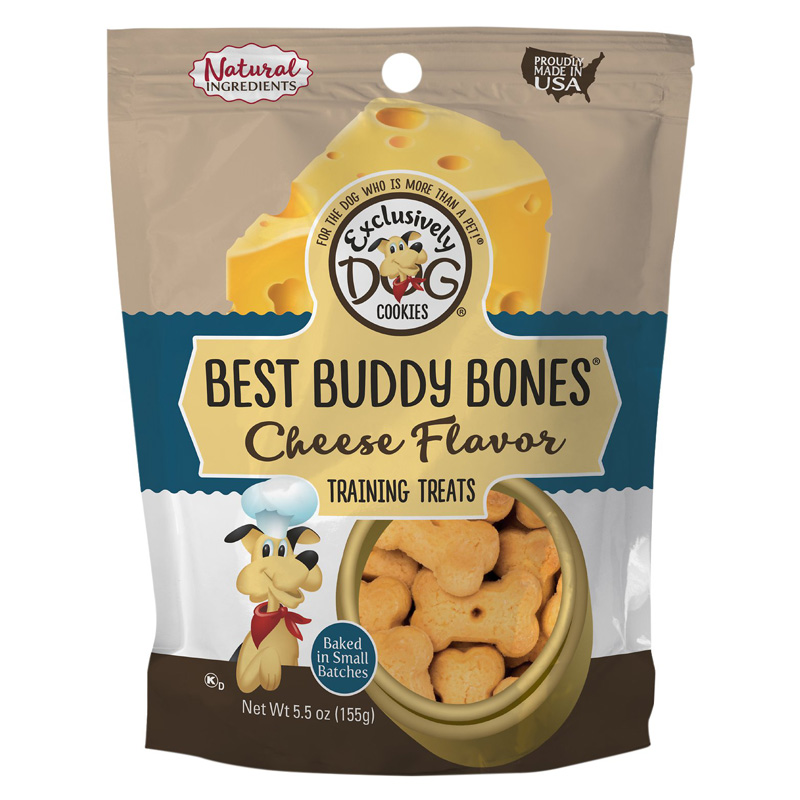 Exclusively Dog® Best Buddy Bones® Cheese 5.5 oz. 76371