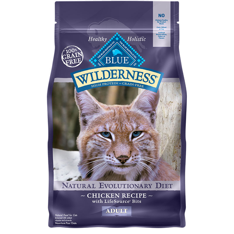 Blue Buffalo BLUE™ Wilderness™ Chicken for Cats 7820672b