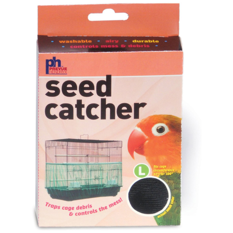 "Prevue Pet Products Mesh Seed Catcher 13"" x 52""-100"" 8263"