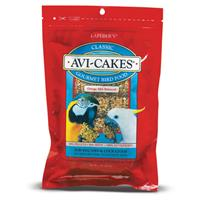 Lafeber's Avi-Cakes for Macaw Cockatoo 1 lb. 8580