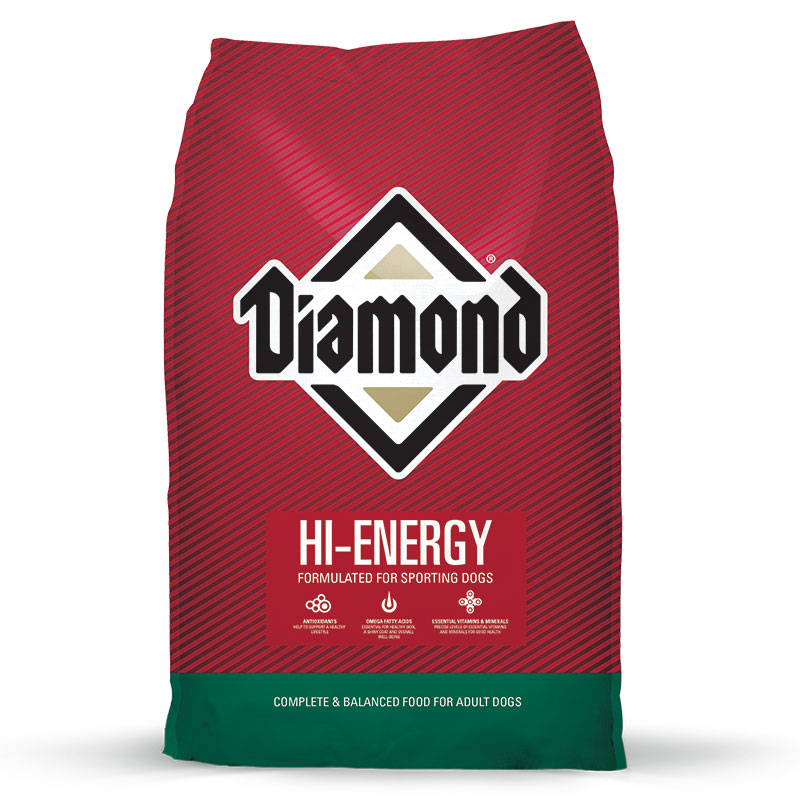 Diamond® HI-ENERGY Dog Food 50 lbs. 92126