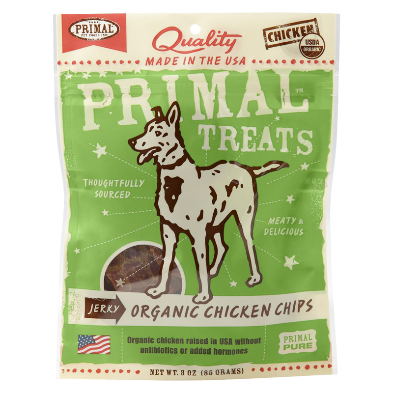 Primal™ Jerky Chicken Chips 5 oz. 922538