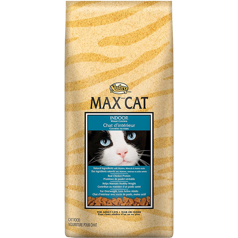 Nutro Max Indoor Adult Weight Control Chicken Cat Food 92646b