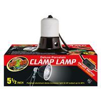 Deluxe Porcelain Clamp Lamp 9458B