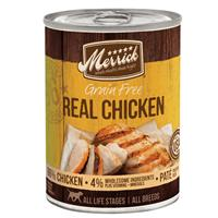 Merrick Before Grain Chicken Dog Food 13.2 oz.