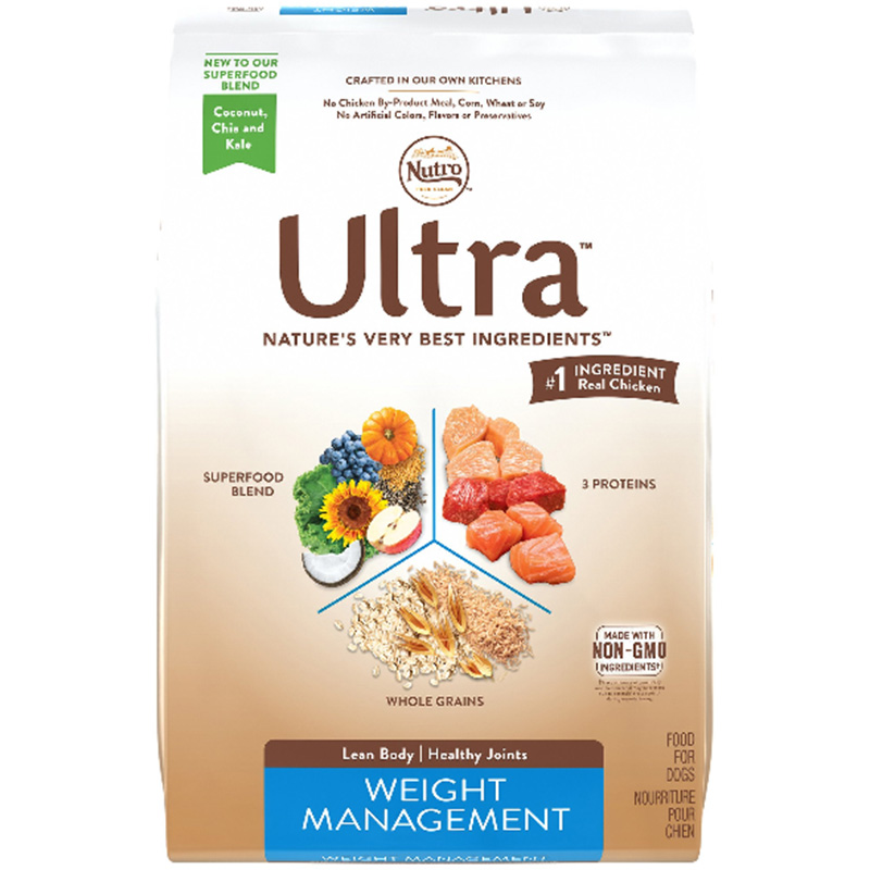 Nutro ® Ultra ™ Weight Management Dog Food 96914b