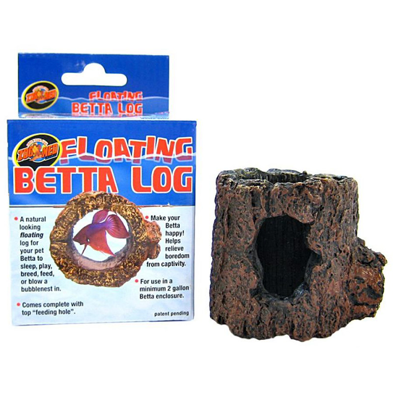 Zoo Med Floating Betta Log 9739