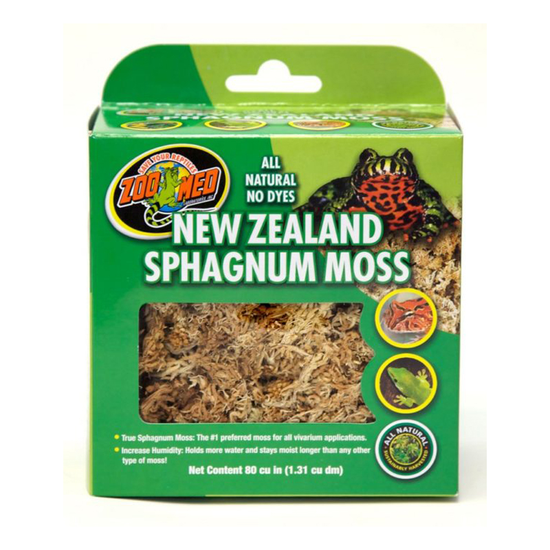 Zoo-Med™ New Zealand Sphagnum Moss .33 lbs. 9757