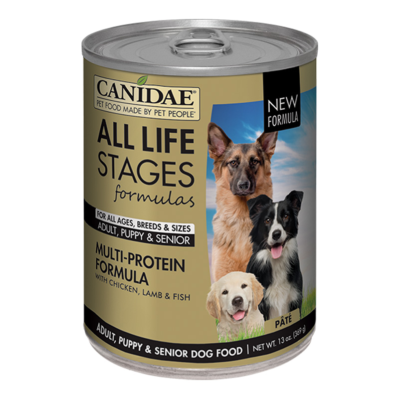 CANIDAE® Original All Stage Chicken Lamb & Fish Dog Food 13 oz. 99020