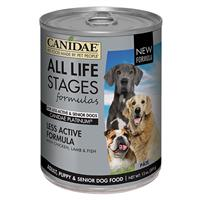 Canidae ® Platinum Senior/Overweight Dog Food Case of 13.5oz Cans 99034b