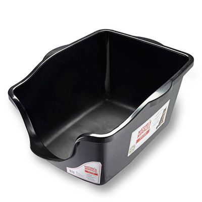 "Nature's Miracle® High Sided Litter Pan 23.4"" x 18.25"" x 11"" I001119"