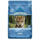 Blue Buffalo Wilderness Chicken Puppy Food 11 lbs. I001244