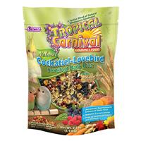 FM Brown's Tropical Carnival With ZOO-Vital Biscuits Cockatiel Bird Food 2.5 Lb Bag I001349