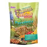 FM Brown's Tropical Carnival Biscuits Parakeet Bird Food 2 Lb Bag I001350