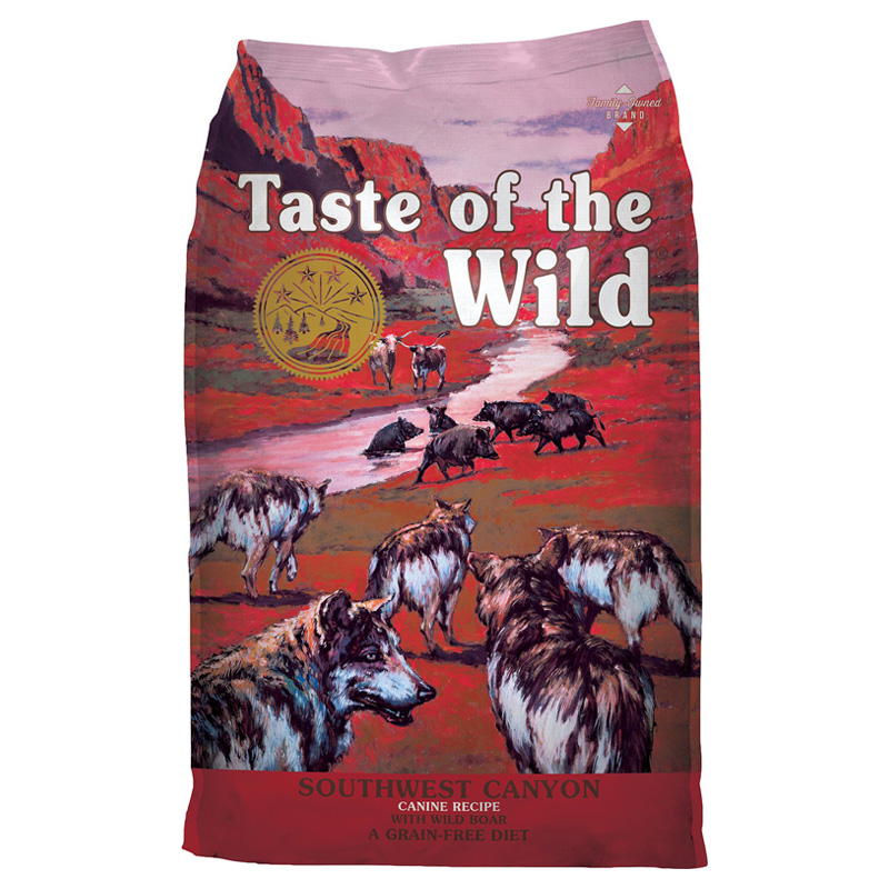 Taste of the Wild® Southwest Canyon® Canine Formula with Wild Boar Dog Food