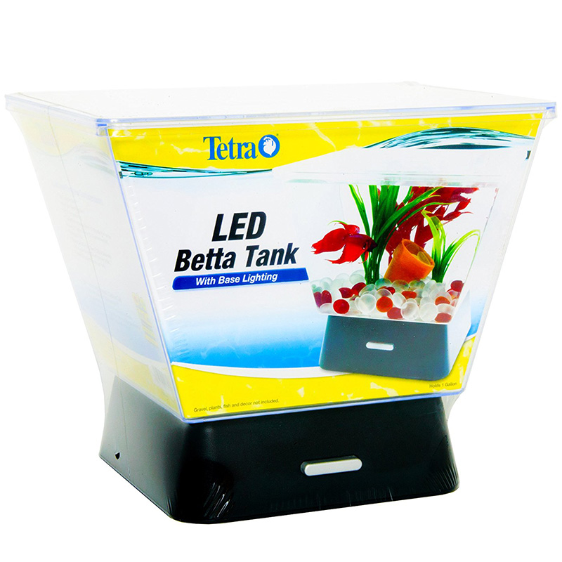 Tetra Betta LED Tank 1 gal I001912