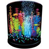 GloFish Half Moon Aquarium Kit 3 gal I001914