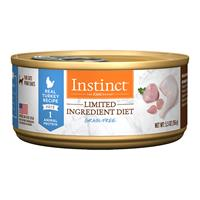 Nature's Variety Limited Ingredient Diet Grain-Free Turkey Formula Canned Cat Food 5.5 oz I002045
