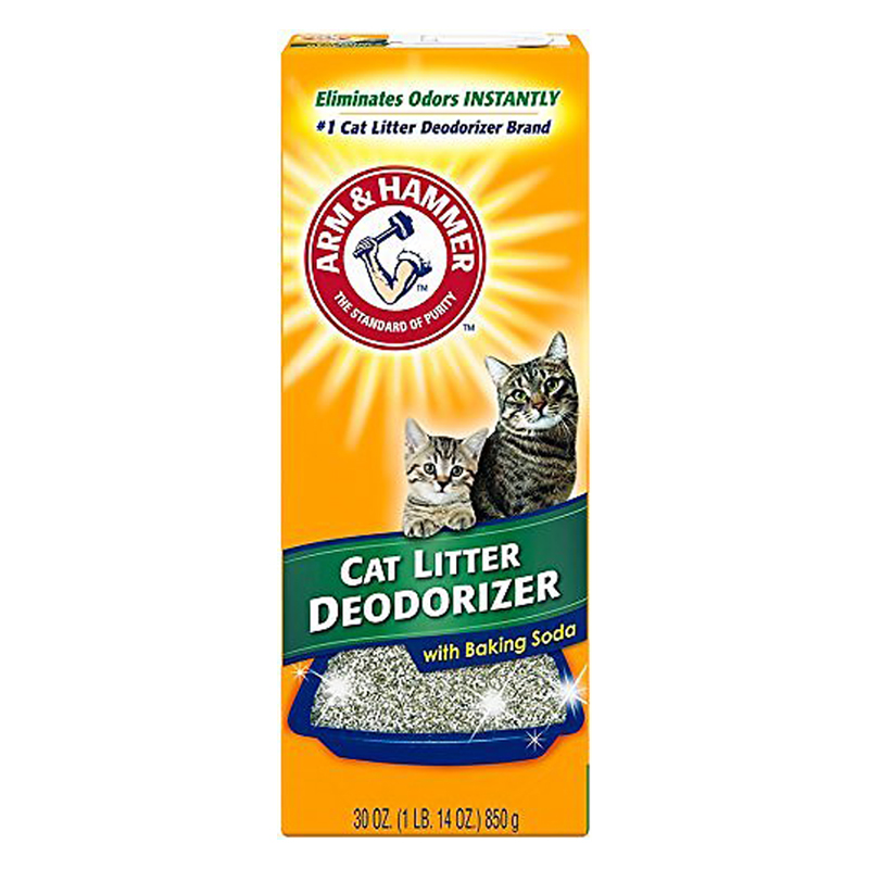 Arm & Hammer Cat Litter Deodorizer w Baking Soda 30 oz. I002066
