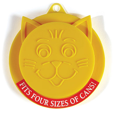 Petmate® Kitty Kaps Food Can Topper  I002305