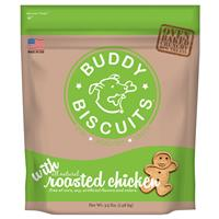 Cloud Star® Original Buddy Biscuits™ Roasted Chicken 4 lbs.  I002317