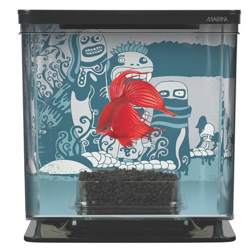 Marina Betta Aquarium Kit Wild Things I002348