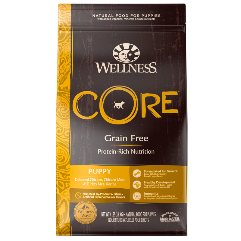 Wellness Core Puppy Food 24lbs