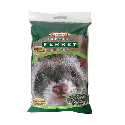 Marshall Pet Products Premium Ferret Litter 10 lb Bag I004712