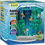 Tetra Bubbling LED Hexagon Betta Kit 1 gal I004853