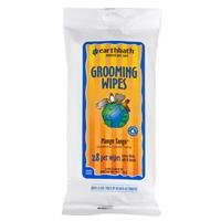 earthbath® Mango Tango® Grooming Wipes for dogs, 28 ct.  I005398