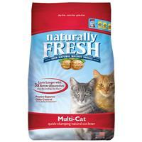 Naturally Fresh Multi-Cat Quick-Clumping Cat Litter  I005464b