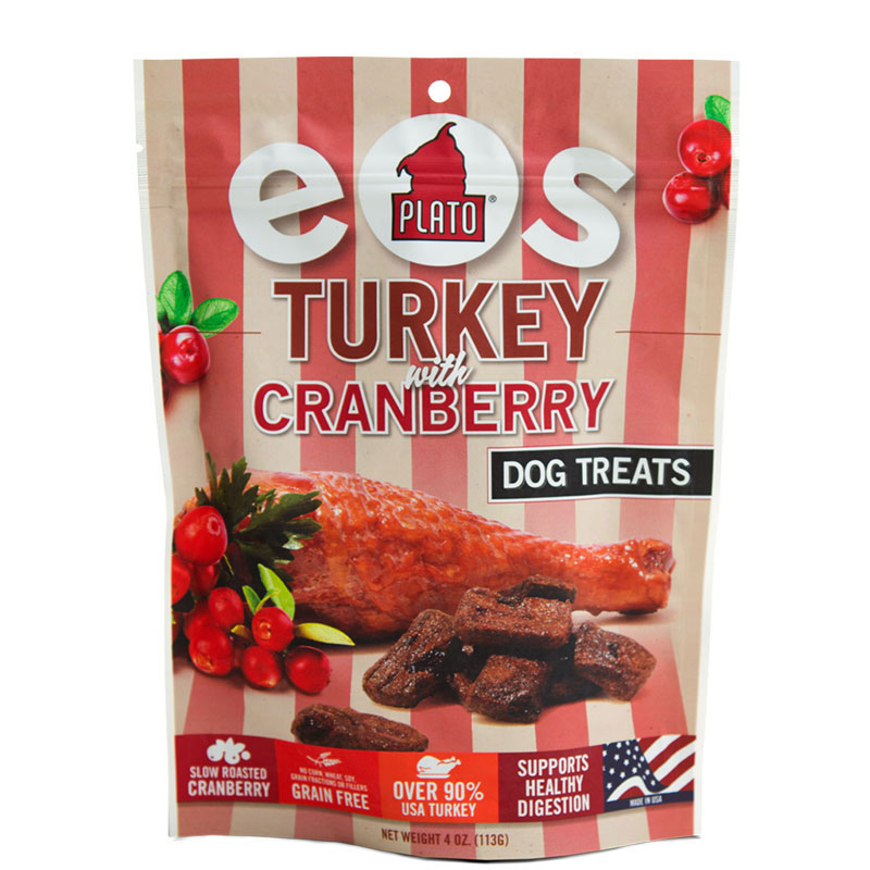 Plato® EOS Turkey With Cranberry 4 oz. I005891