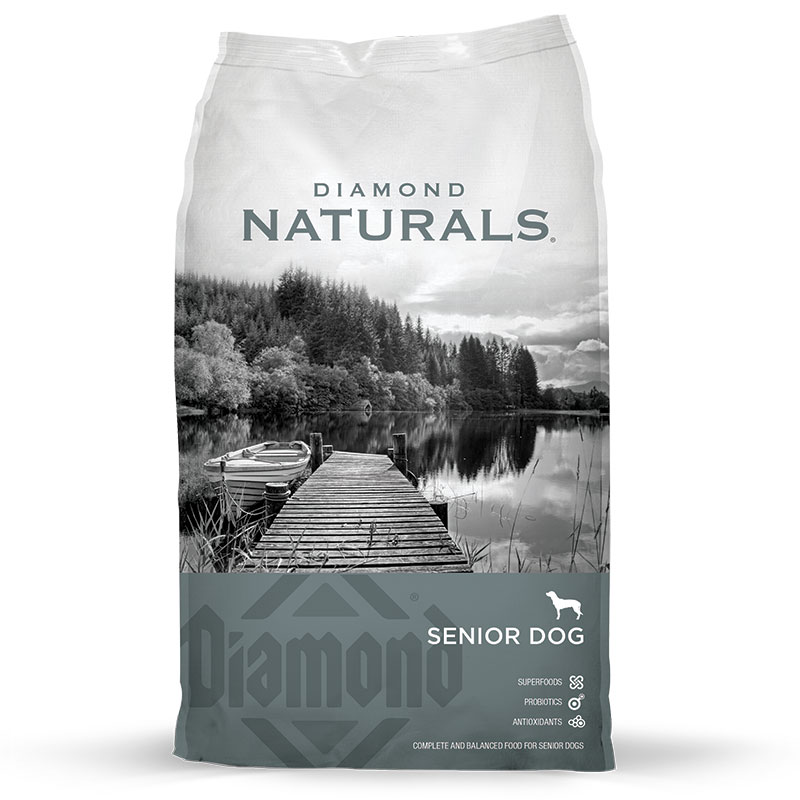 Diamond® Naturals Senior Dog Food 35 lbs. I006112