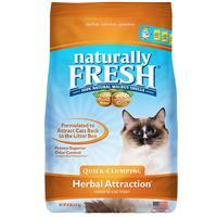 Naturally Fresh Herbal Attraction Cat Litter 14 lbs I006594
