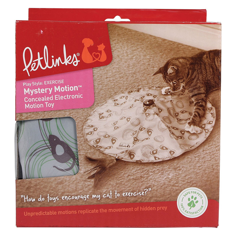 Petlinks® Mystery Motion Concealed Cat Toy I007299