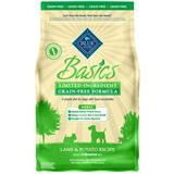 Blue Buffalo BLUE Basics Grain-Free Lamb & Potato Dog Food I007531b